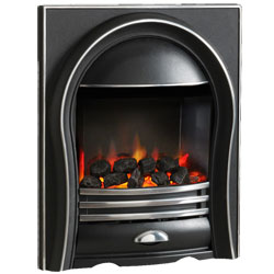 Pureglow Annabelle Illusion Inset Electric Fire