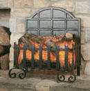 Burley Lyddington Forge 101 Electric Basket Fire