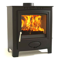 Aarrow Ecoburn 5 Plus Multifuel Burning Stove