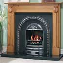 Agnews Tulip Pine Fire Surround