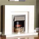 Allwood Fireplaces Boxster Electric Suite