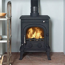 Alpine Eiger Multifuel Wood Burning Stove