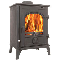 Alpine Elbrus Multifuel Wood Burning Stove