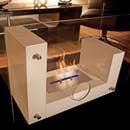Apex Affinity Free Standing Bio Ethanol Fire