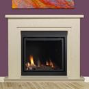 Apex Fires Cirrus HE 48 Marble Cast Suite