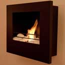 Apex Firenze Wall Mounted Bio Ethanol Fire
