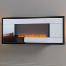 Apex Fires Havana Mirror Hang on the Wall Electric Fire
