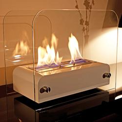 Apex Hayes Portable Bio Ethanol Fire