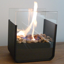 Apex Heywood Portable Bio Ethanol Fire