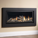 Apex Fires Landscape HE Hole in the Wall Gas Fire Apex Landscape 4.75Kw Glass Fronted Gas Fire
