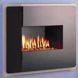 Apex Fires Liberty 6 Contrast Open Fronted Gas Fire