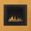 Apex Fires Cirrus X3 HE Hole in the Wall Gas Fire