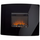 Apex Fires Liberty Vega Hang on the Wall Electric Fire