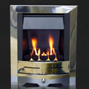 Apex Fires Lux Contemporary Slimline Hotbox Gas Fire