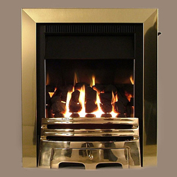 Apex Fires Lux Full Depth Convector Gas Fire