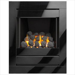 Apex Fires Lux Glass Full Depth HIW Gas Fire