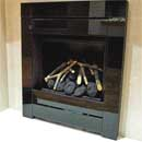 Apex Fires Lux Glass Full Depth Gas Fire