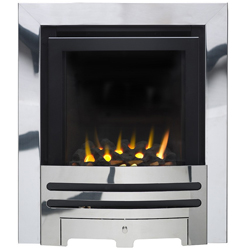 Apex Fires Lux Theta Slimline HE Gas Fire