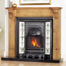 Agnews Balmoral Pine Fire Surround