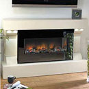 Beaucrest Fires Alton Electric Fireplace Suite