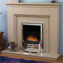 Beaucrest Fires Clermont Electric Fireplace Suite