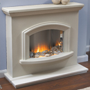 Beaucrest Dubose Electric Fireplace Suite