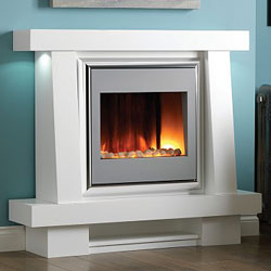 Flamerite Voyager Freestanding Electric Suite
