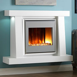 Flamerite Voyager Wall Mounted Electric Suite