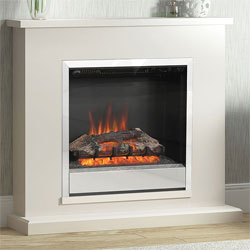Bemodern Elsham Electric Fireplace Suite