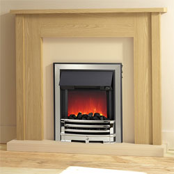 Bemodern Esslington Plus Electric Fireplace Suite