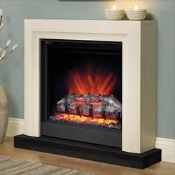 Bemodern Perthshire Electric Fireplace Suite