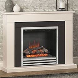 Bemodern Preston Electric Fireplace Suite