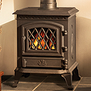 Broseley York Midi Cast Iron Gas Stove