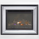 Burley Acumen Flueless Gas Fire 4111