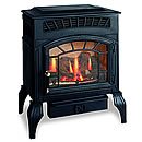 Burley Ambience Flueless Gas Stove 4121