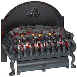 Burley Cottesmore 224 Electric Basket Fire