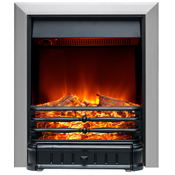 Burley Normanton 174R-SS Electric Fire