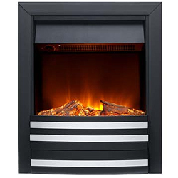 Burley Overton 175R-BL Electric Fire