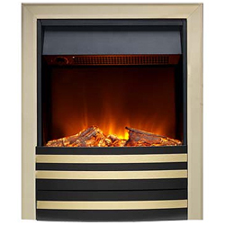 Burley Overton 175R-BR Electric Fire