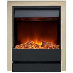 Burley Wardley 176R-BR-BL Electric Fire