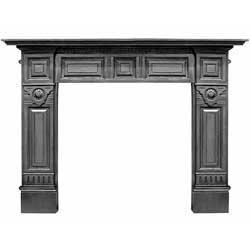 Carron Hampton 64 Cast Iron Surround