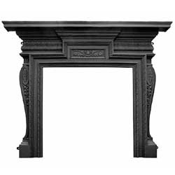 Carron Knightsbridge 64 Cast Iron Surround