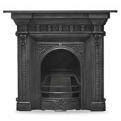 Carron Melrose Cast Iron Combination