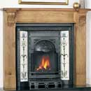 Cast Tec Balmoral Solid Pine Surround<br />
