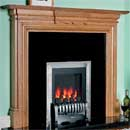 Cast Tec Grizedale Solid Oak Surround<br />