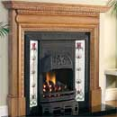 Cast Tec Kielder Solid Oak Surround<br />