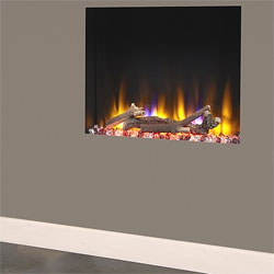 Celsi Ultiflame VR Celena Trimless Hole in Wall Electric Fire
