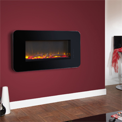 Celsi Touchflame Black Electric Fire