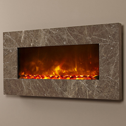 Celsi Electriflame XD Prestige Brown Electric Fire