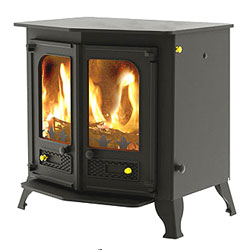 Charnwood Country 12 Multifuel Wood Burning Stove